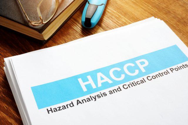 System HACCP